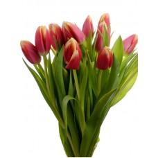 Букет тюльпанов - 15 штук